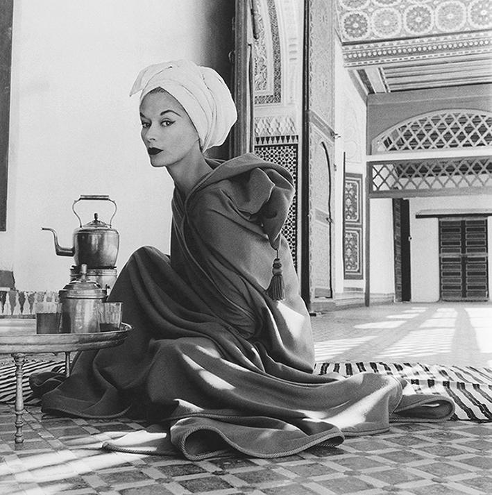 W pałacu marokańskim - wf1510