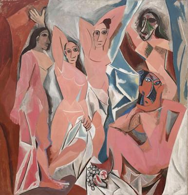 Kobiety z Avinionu - Gauguin - wf1348