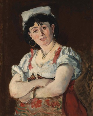 L'Italienne - Édouard Manet  - wf1281