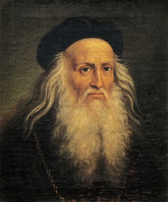 Leonardo da Vinci - wf808
