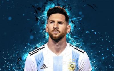 Lionel Messi - wf1112
