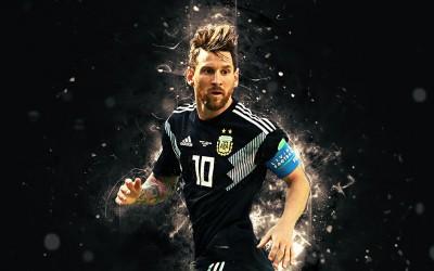 Lionel Messi - wf1113