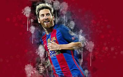 Lionel Messi - wf1114