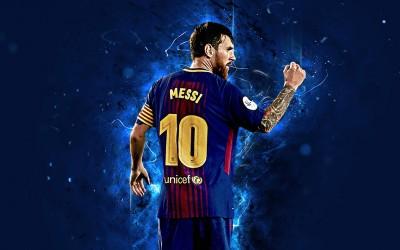Lionel Messi - wf1108