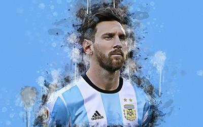Lionel Messi - wf1109