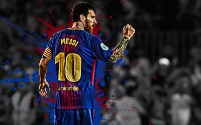 Lionel Messi - wf1110
