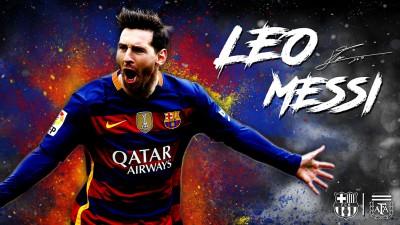 Lionel Messi - wf1104