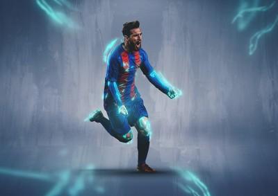 Lionel Messi - wf1105