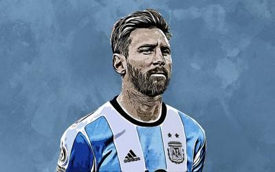 Lionel Messi - wf1120