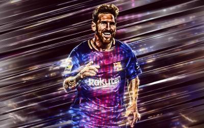 Lionel Messi - wf1118