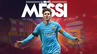 Lionel Messi - wf1119