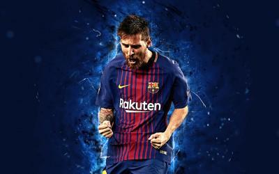 Lionel Messi - wf1117