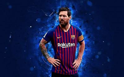 Lionel Messi - wf1111