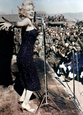 Marilyn Monroe - wf813