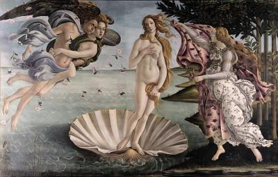 Narodziny Wenus, Sandro_Botticelli - wf1327