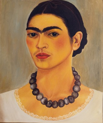 Frida Kahlo  - wf698