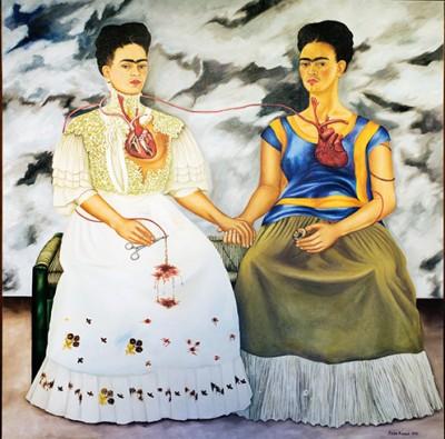 Frida Kahlo  - wf696
