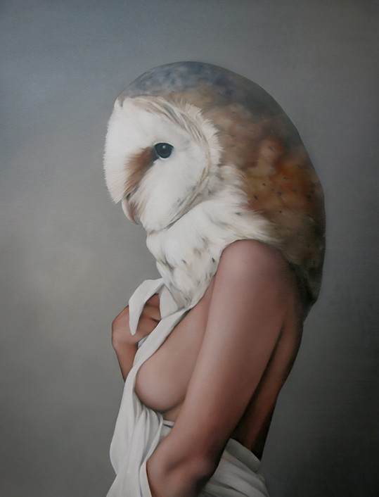 Kobieta Sowa - wf1866