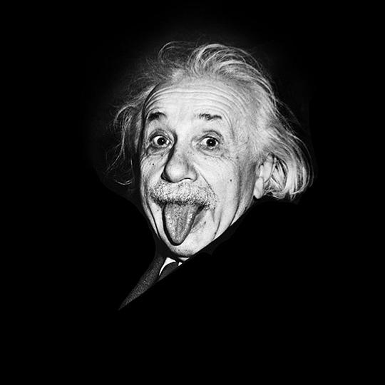 Albert Einstein - wf522