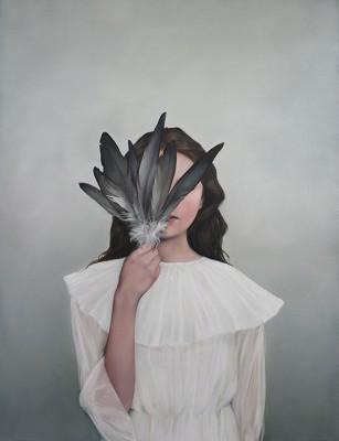 Dziewczyna z Piórami  - wf1339
