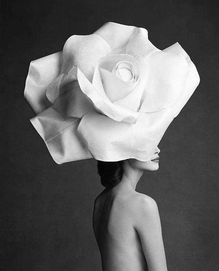 Kobieta Kwiat  - wf1338