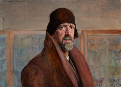 Autoportret - J. Malczewski - wf1748