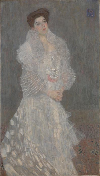 Portrait of Hermine Gallia - wf1721
