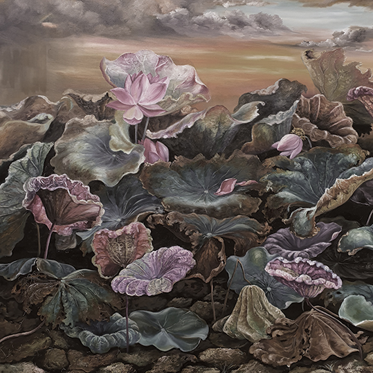 Lilies - wf1654