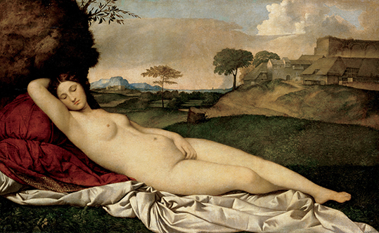 Sleeping Venus - wf1649