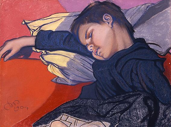 Śpiący Staś  - wf1703