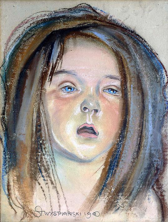 Głowa Helenki  - wf1701