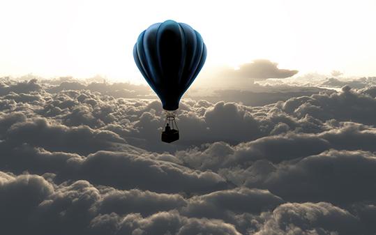 Podróż Balonem - wf1668