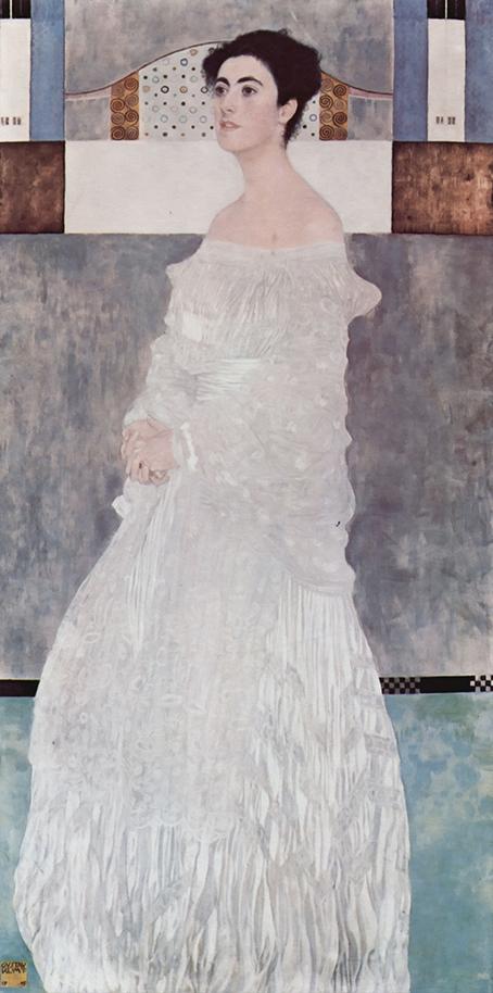 Portrait of Margaret Stonborough - Wittgenstein - wf1723
