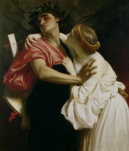 Orfeusz i Eurydyka - Frederic Leighton - wf1626