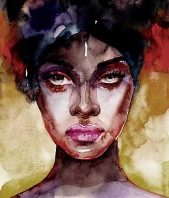 Afroamerykanka - wf1287