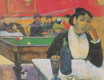 Paul Gauguin - The Night Café - wf1061