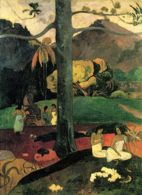 Paul Gauguin - Mata Mua - wf1059