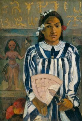 Paul Gauguin - Merahi metua no Tehamana - wf1079