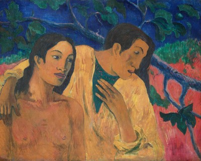 Paul Gauguin - Ucieczka - wf1062