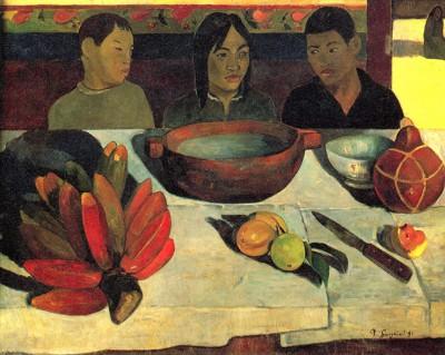 Paul Gauguin - Posiłek - wf1060
