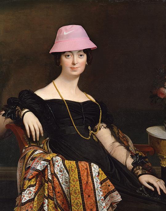 Pink Hat  - wf1828