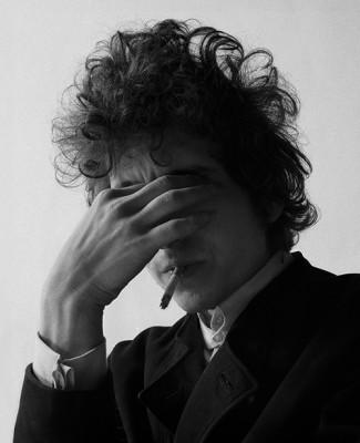 Bob Dylan - obraz na płótnie  - wf1389