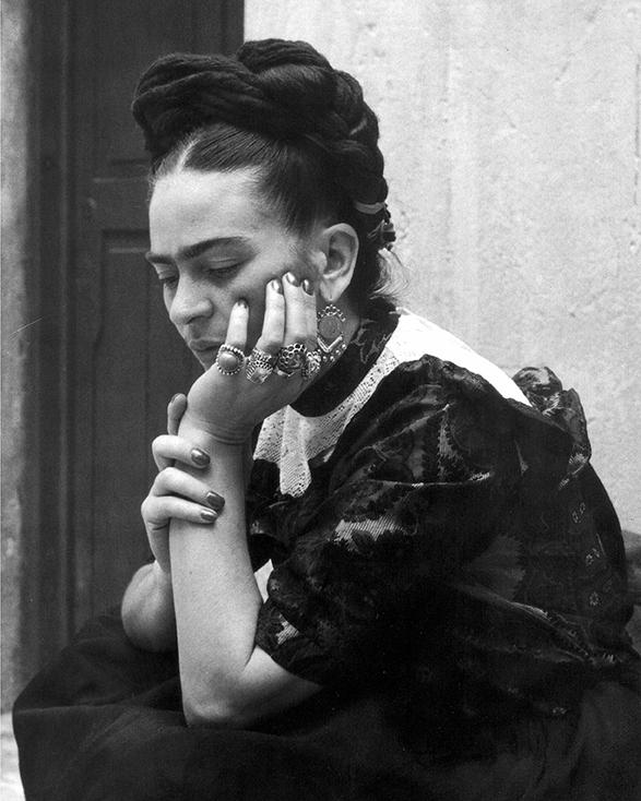 Frida Kahlo  - wf641