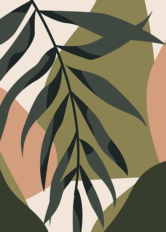 Exotic leaf - wf1888