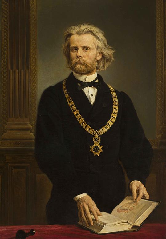 Karol Gilewski - Portret - wf1717