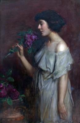 Portret Kobiety  - wf491