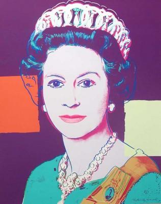 Queen Elizabeth II - wf762