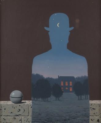 René Magritte - Szczęśliwy Dawca - wf1181