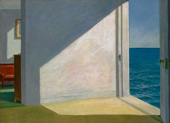 Hopper - Pokoje na morzem - wf1785