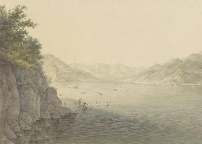 Jezioro Como, Italia - wf1025